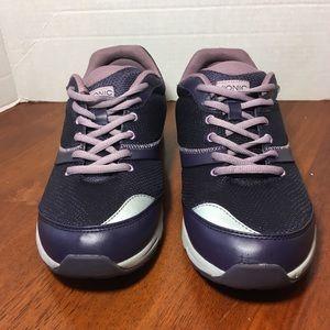 Vionics Women's purple Kona Ortho Run Jog Sneaker